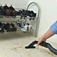 Быстрая уборка кухни