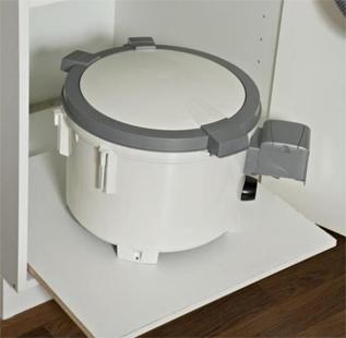 Компактный силовой агрегат DUO белого цвета